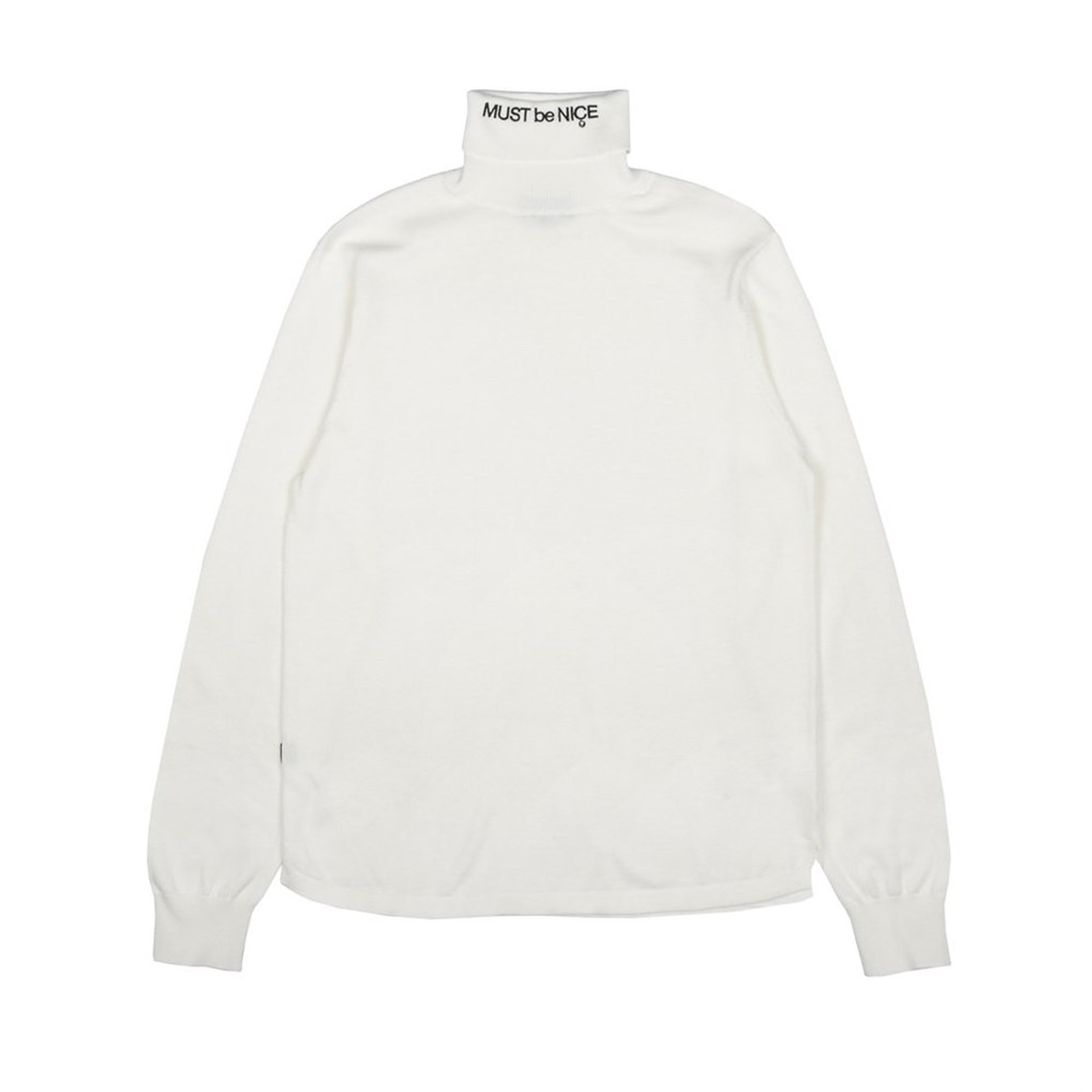 Водолазка RIPNDIP MBN Turtleneck white