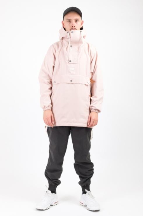 Куртка-Анорак Rage 3 Розовый Светлый Микрофибра