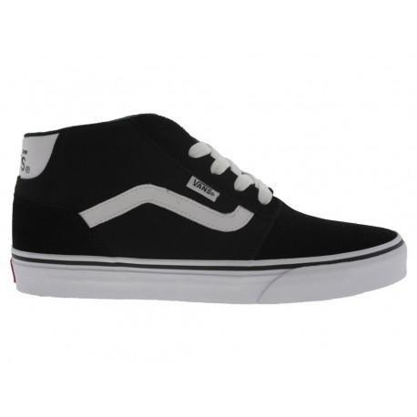 Обувь Vans Chapman Mid Blk wht VN0A2XSWC4R