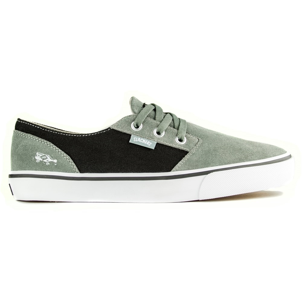 Кеды Slackers EASY RIDER grey/black