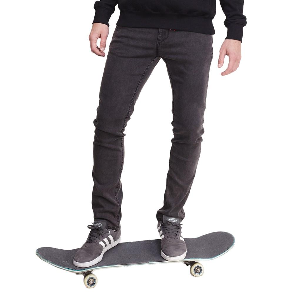 Джинсы SKILLS Regular Flex (Черный (Black)