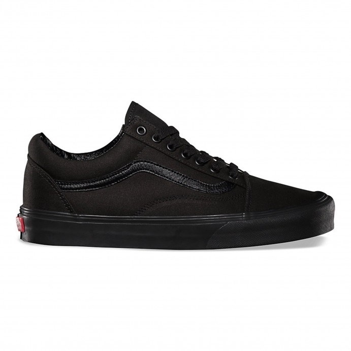Vans кеды VD3HBKA UA OLD SKOOL Black/Black