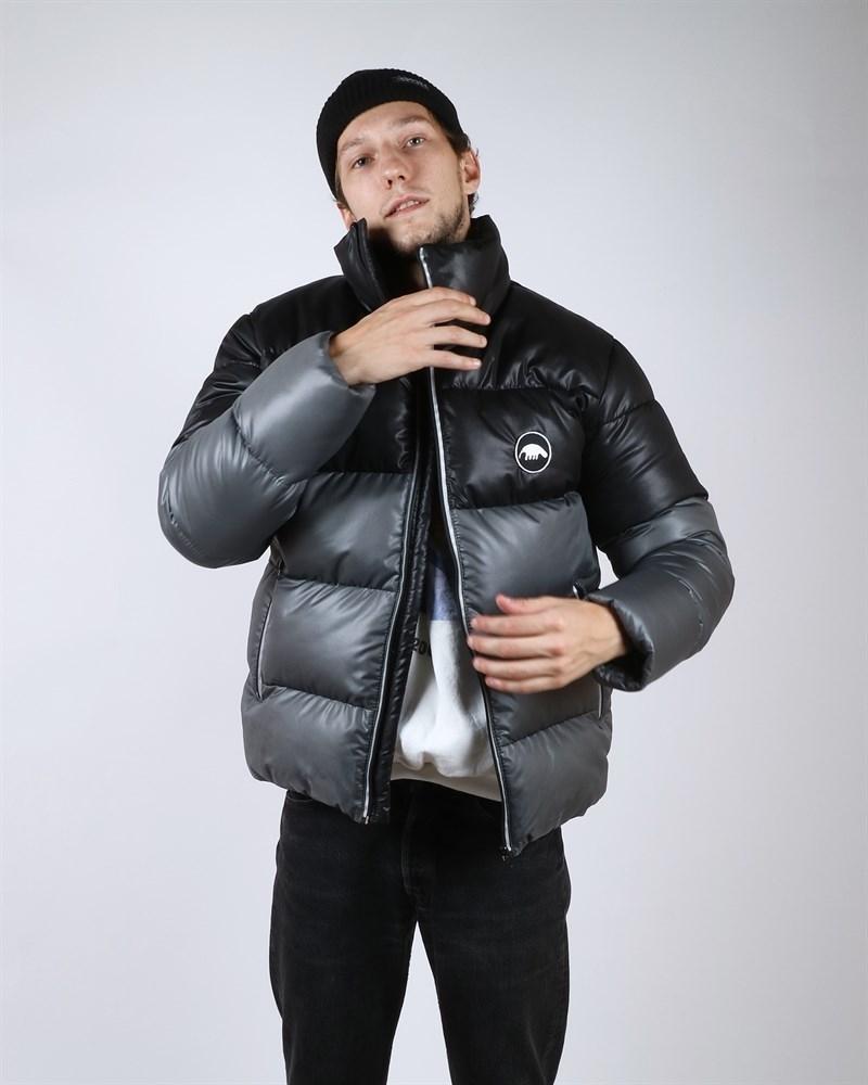 Куртка Anteater Downjacket-black_grey