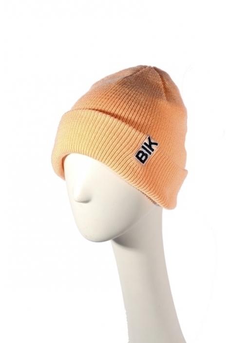 Blk Crown Шапка Vertical logo (peach)