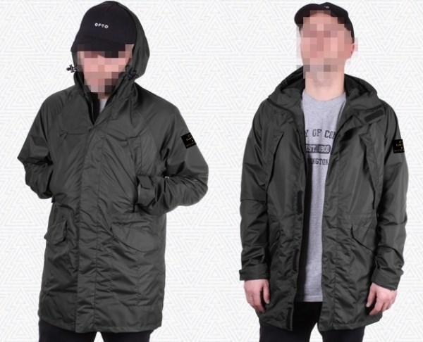 """Куртка """"GIFTED"""" SS18/148 серый"""