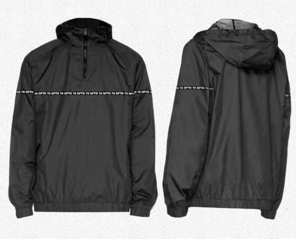 """Куртка """"GIFTED"""" SS18/153 серый"""