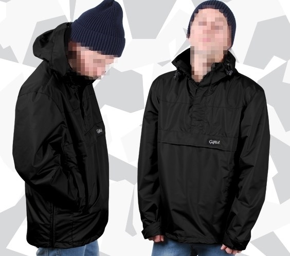 "Куртка ""GIFTED"" SS17/040 черный"