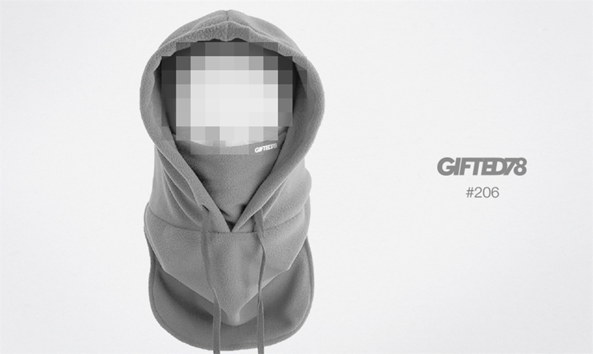 "Капюшон ""GIFTED"" knitfleece18/206"