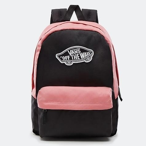VANS Рюкзак VA3UI6YGI WM REALM BACKPACK BLACK/DESERT