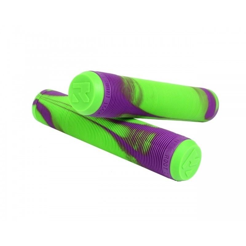 Грипсы RI Air Green/Purple