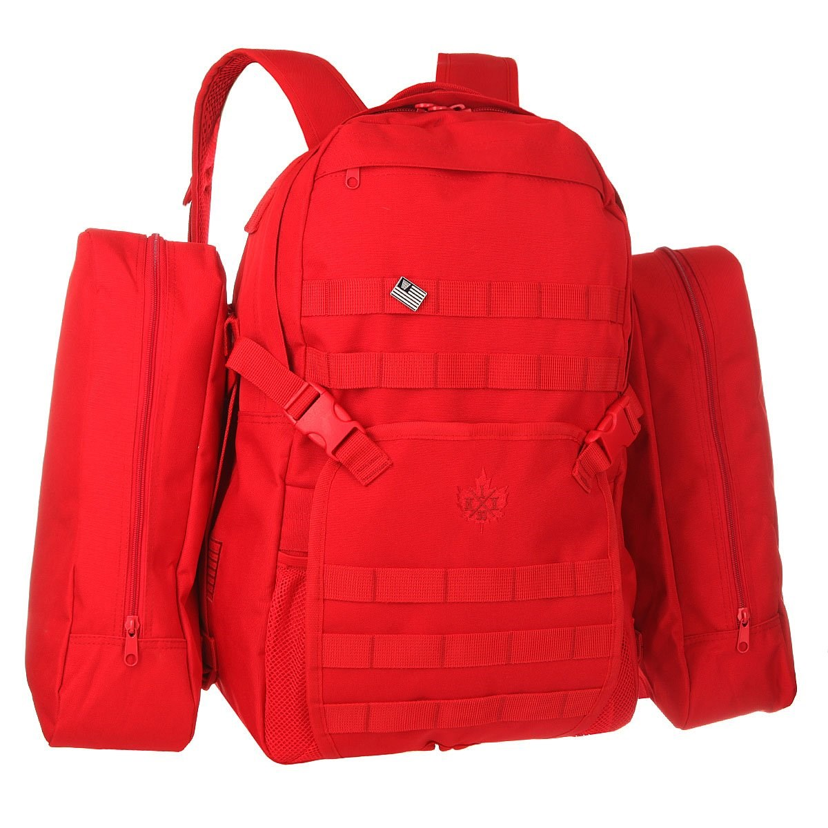 Рюкзак K1X RED On mission back pack