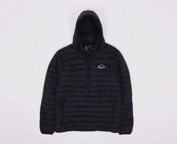Куртка Anteater анорак утепленнный черный