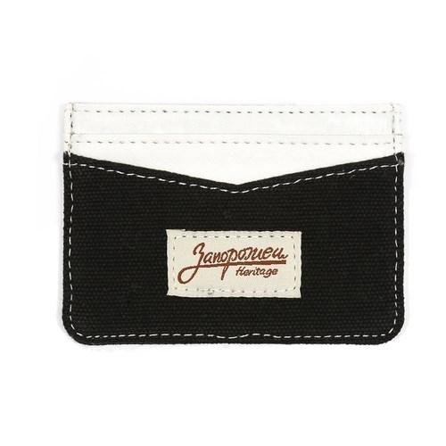 Визитница ЗАПОРОЖЕЦ Card Holder SS17 (Черный (Black))