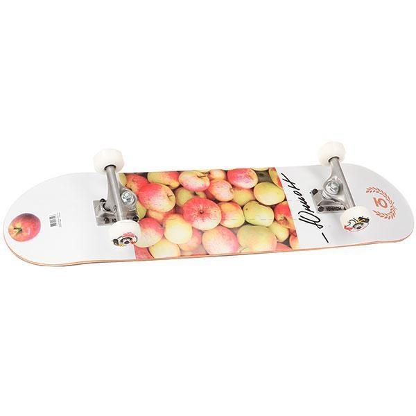 """Юнион Комплект Скейт """"Apple"""" 7,6x31,25 Medium, Колёса 54mm/92a, Подвески 139, Подшипники ABEC 7"""