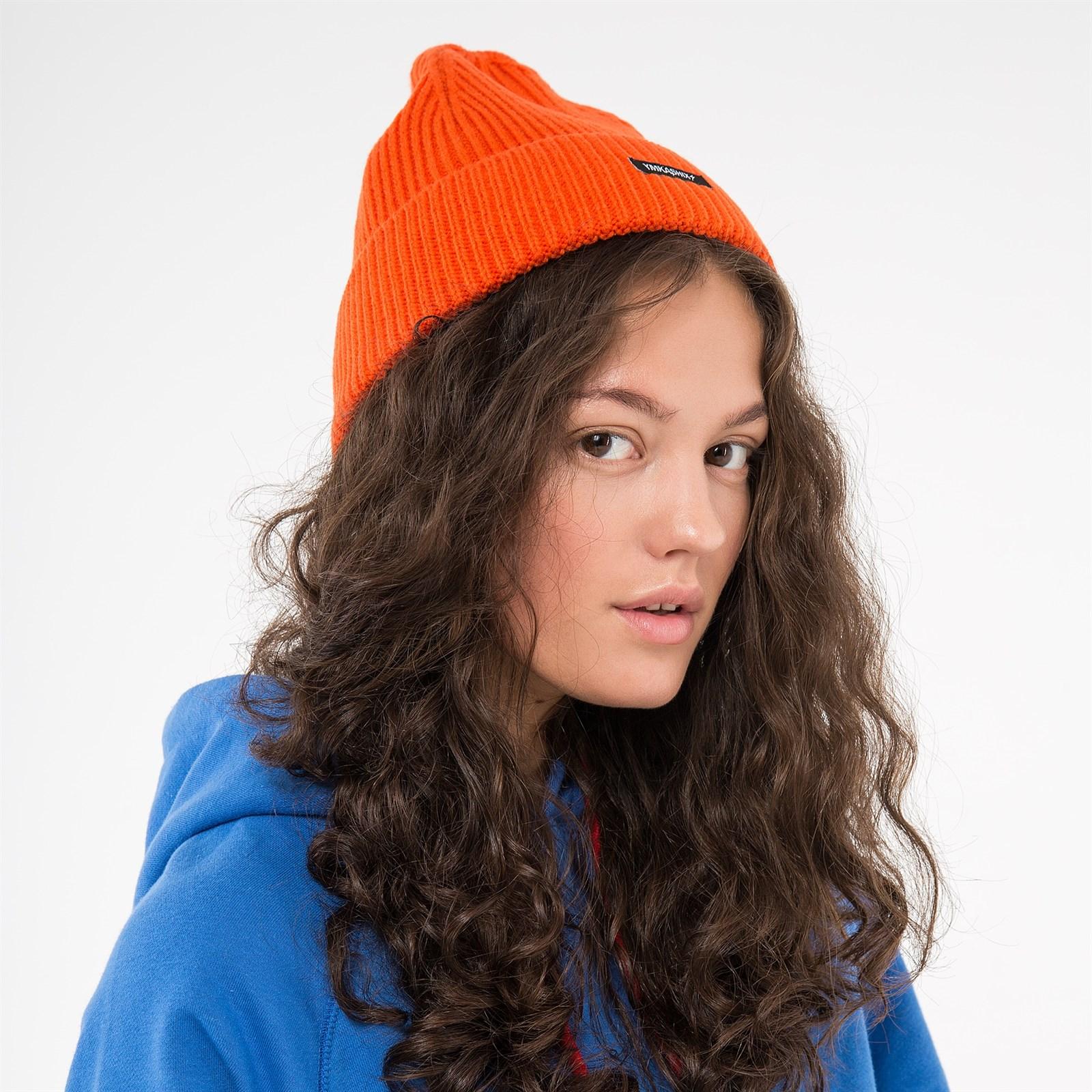Шапка YMKA SHIX Stories Оранжевый