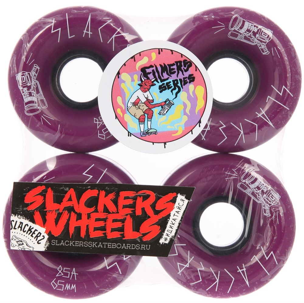 Колеса Slackers 65mm 85a
