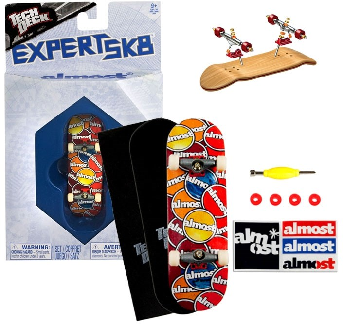 Фингерборды - Tech Deck - Expert Board (6016721)