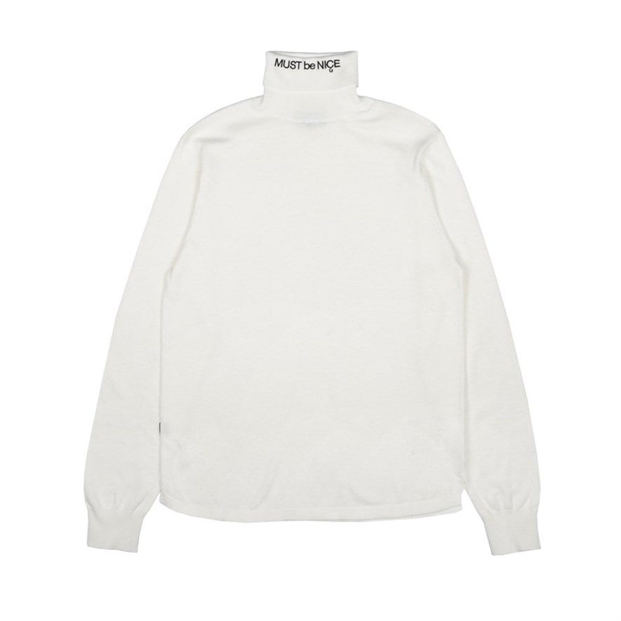 Водолазка RIPNDIP MBN Turtleneck white - фото 10240