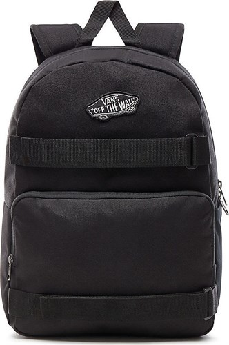 VANS Рюкзак VA3HMPBLK BY OTW SKATEPACK BOY Black - фото 11541