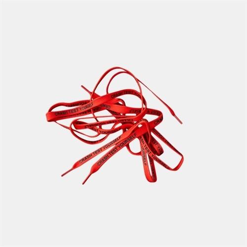 Волчок Шнурки CRASH TEST (красн) - фото 11702