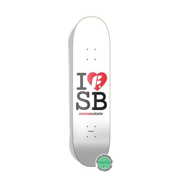 Дека Footwork CLASSIC I F SB (Размер 7.75 x 31.2 ) - фото 12219