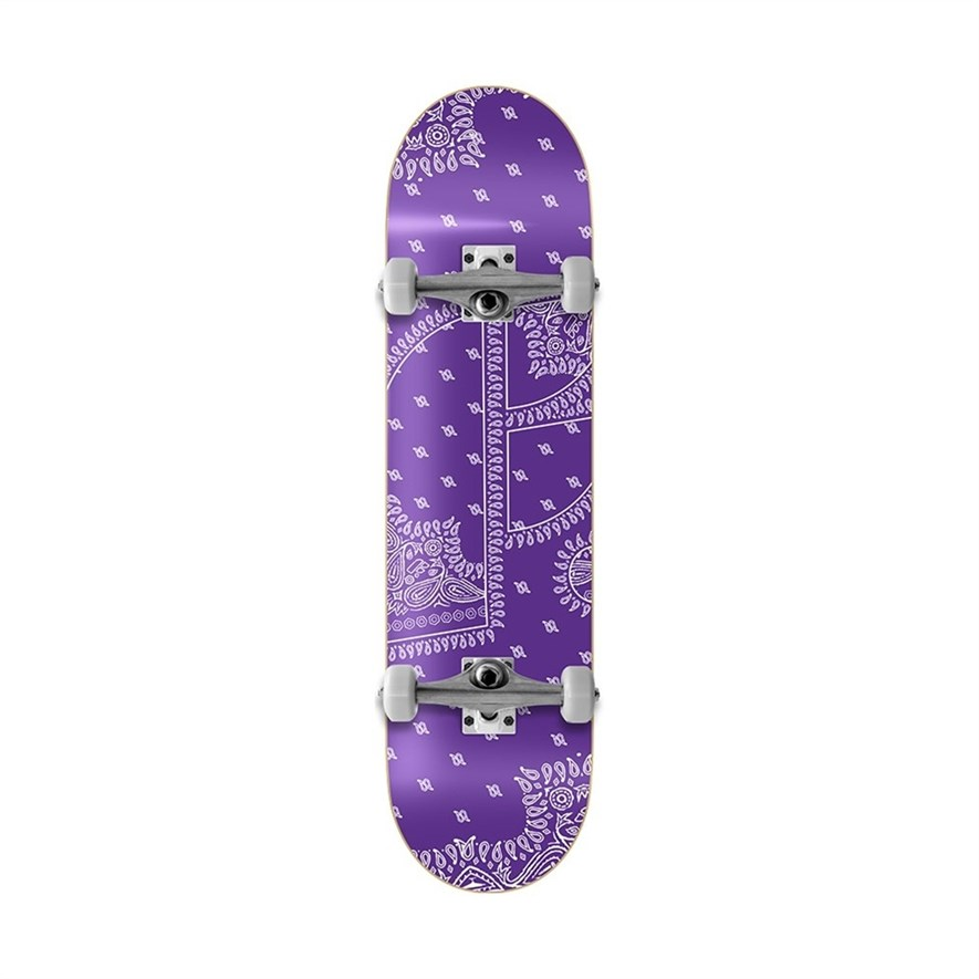 Скейтборд в сборе Footwork BANDANA PURPLE Размер 8 x 31.5 - фото 12469