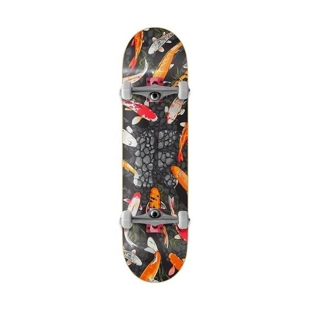 Скейтборд в сборе Footwork CARP Размер 8.125 x 31.625 - фото 12473