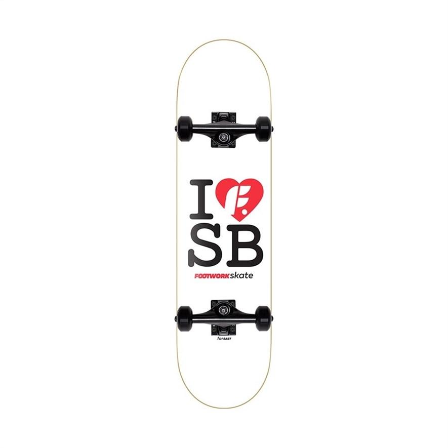 Скейтборд в сборе Footwork IFSB Размер 7.87 x 31.375 - фото 12481