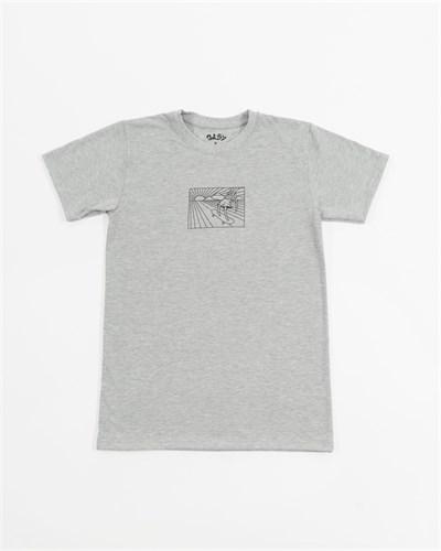 Oldy футболка skate grey - фото 12644