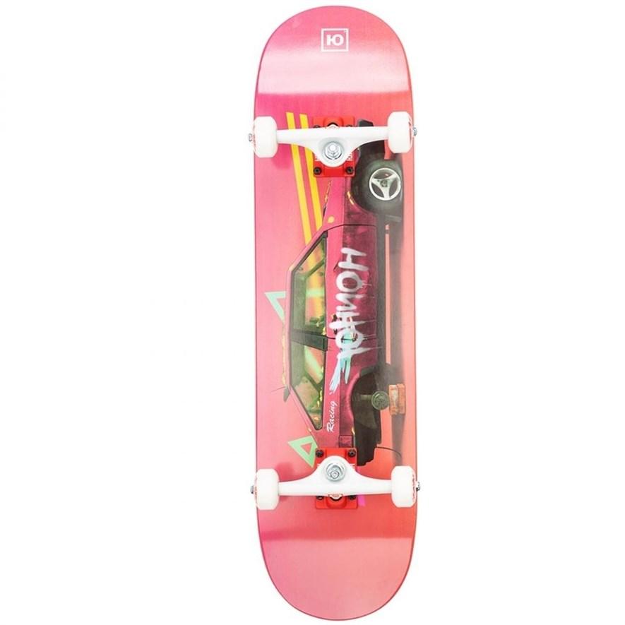 """Комплект Скейт """"Chisel"""" 8,125x31,5 Medium, Колёса 49mm/101a Подвески 139, Подшипники ABEC 7 - фото 12870"""