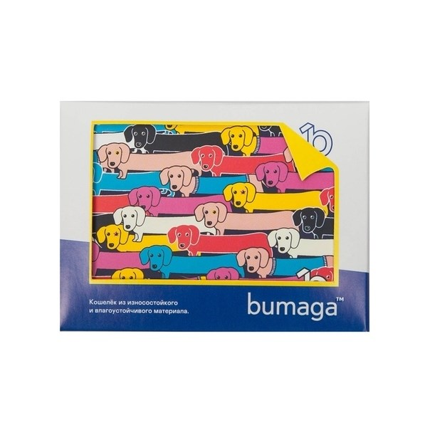 Bumaga Кошелек BOW WOW - фото 13298