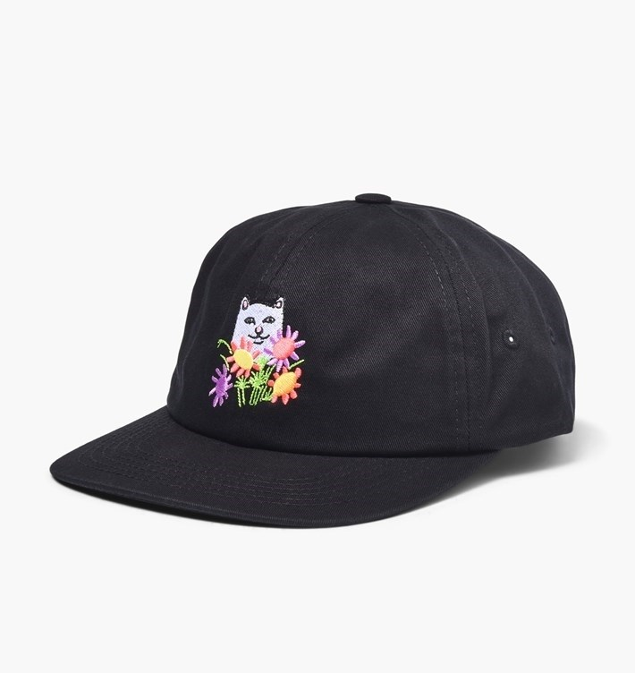 RIPNDIP Кепка Flowers For Bae 6 Panel Strapback - фото 13384