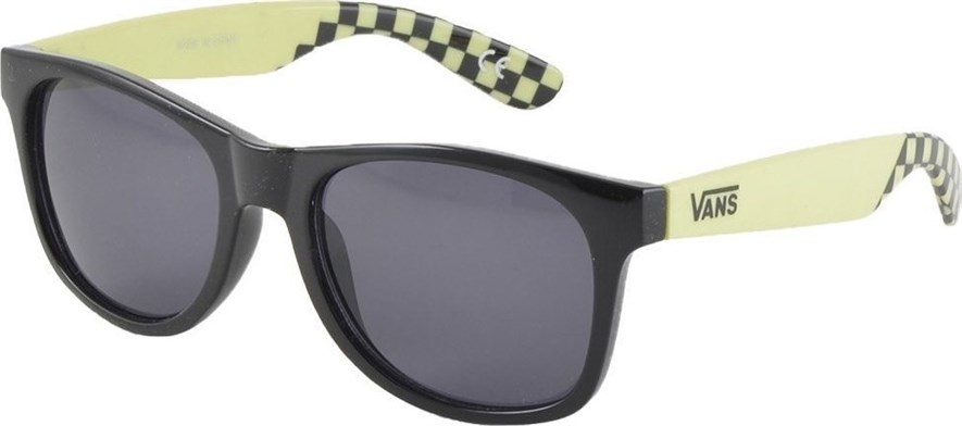 Vans Очки солнцезащитные V00LC0TD1 SPICOLI 4 SHADES sunny lime-black - фото 13675