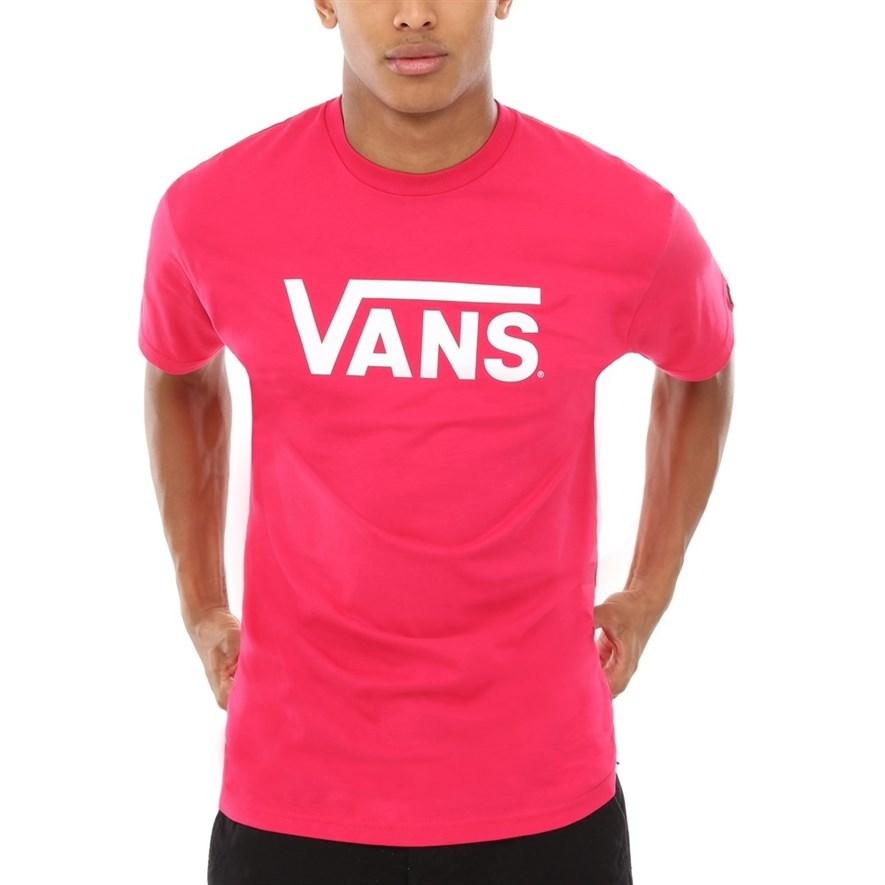 Vans Футболка V00GGGTDE VANS CLASSIC jazzy-white - фото 13734