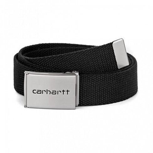 Carhartt Ремень Clip Belt Chrome (12 Minimum) - фото 15684