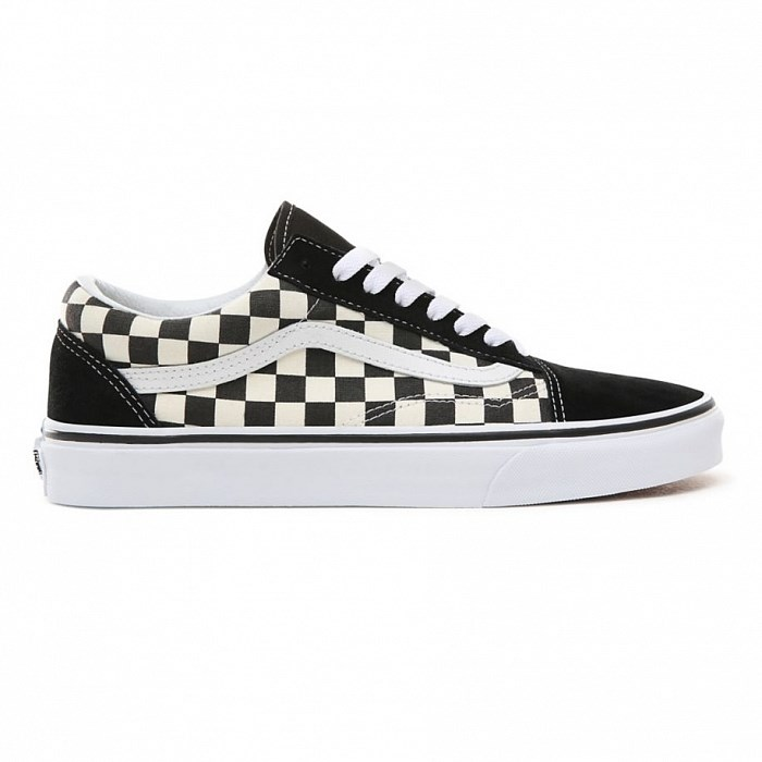Кеды Vans UA OLD SKOOL (PRIMARY CHE VA38G1P0S - фото 17874