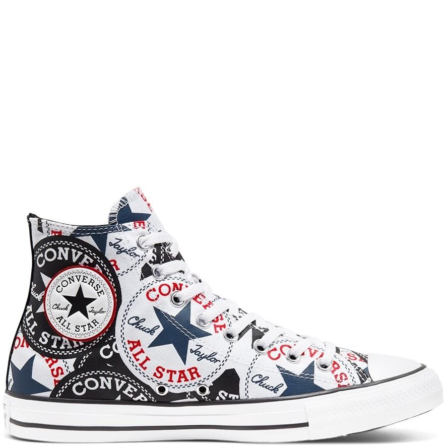 Converse кеды Chuck Taylor All Star 166985. - фото 18156