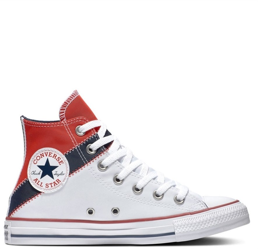Converse кеды Chuck Taylor All Star 167028 MEDIUM RED - фото 18815