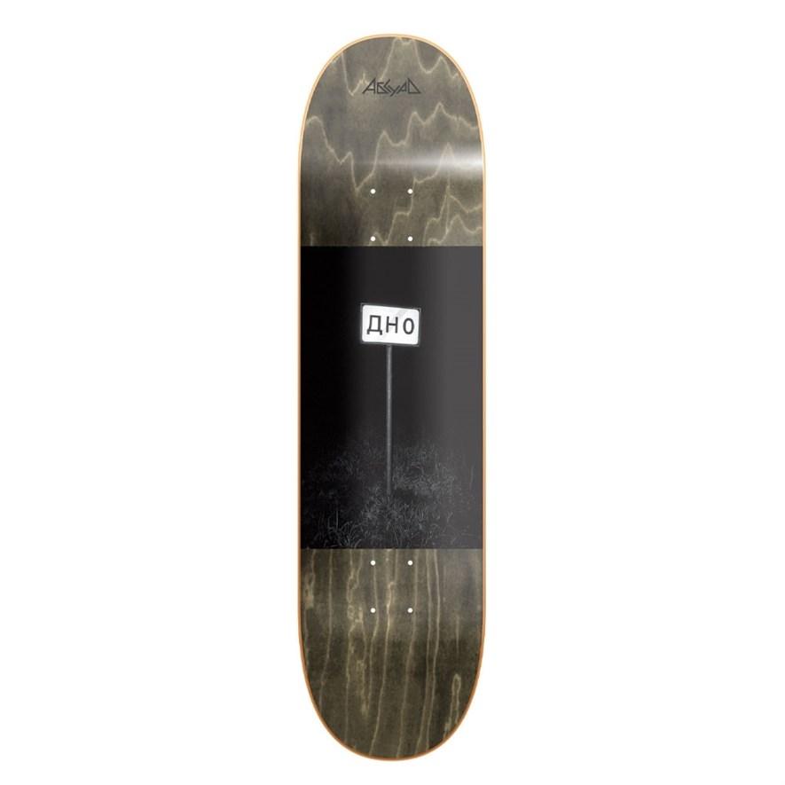 """АБСУРД дека скейтборд DNO (SS20) (ASSORTED, 8,375"""") - фото 19300"""