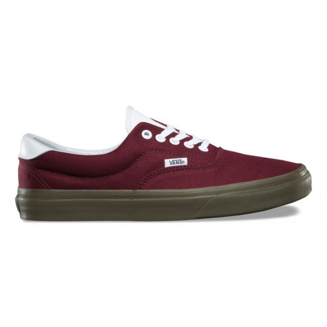 Обувь Vans UA ERA 59 (BLEACHER)PO - фото 4755