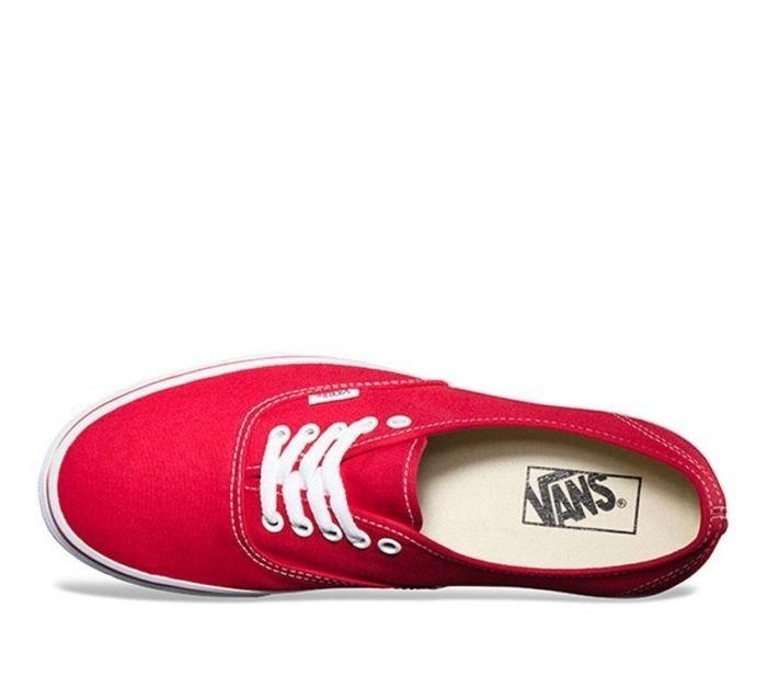 Обувь Vans Authentic Red VN-0EE3RED - фото 4884