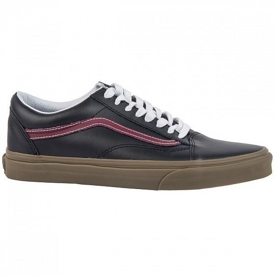 Обувь Vans UA OLD SKOOL (BLEACHER) B - фото 5205