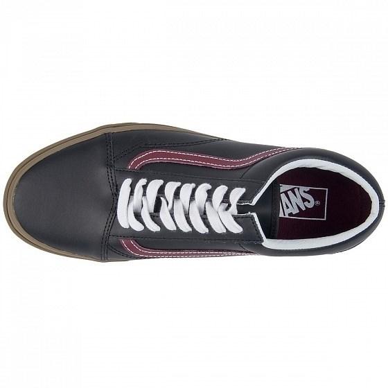 Обувь Vans UA OLD SKOOL (BLEACHER) B - фото 5206
