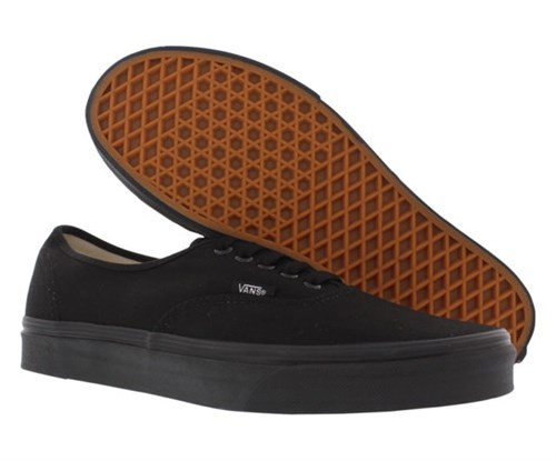 Обувь Vans Authentic black black VN000EE3BKA - фото 5248