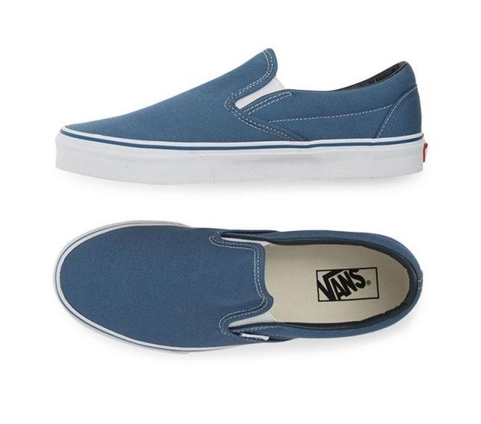 Обувь Vans Classic Slip VN-0EEYENVY - фото 5782