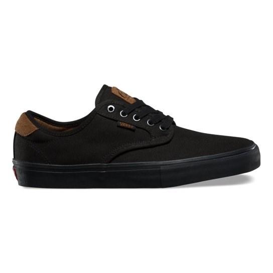 Обувь Vans MN Chima Ferguson Pr (Oxford) black - фото 5932
