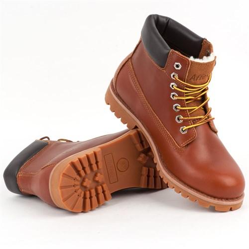 Affex ботинки New York Cognac - фото 6755