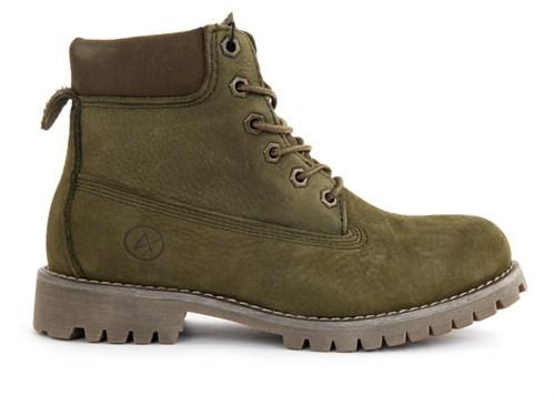 Affex ботинки New York Olive - фото 6771