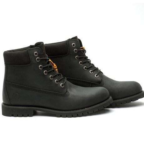 Affex ботинки New York Black - фото 6778