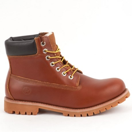 Affex ботинки New York Cognac - фото 6785
